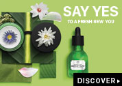 SAY YES TO YOUTHFUL-LOOKING SKIN